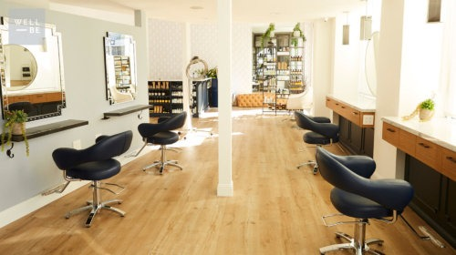 The WellBe Organic Salon Guide: How to Find Non-Toxic Hair Dye and Protect Yourself from Harmful Chemicals at the Salon